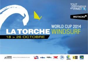 windsurf world cup la torche 2014 banner teaser