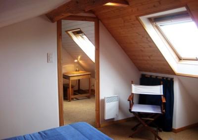 Top double bedroom view