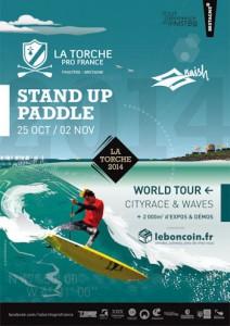 SUP Pro 2014 la torche france banner teaser
